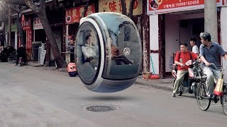 Download MOST UNUSUAL MEANS OF TRANSPORT Video