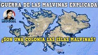 Download Todo sobre las ISLAS MALVINAS   Su conflicto y situación actual   HugoX Video