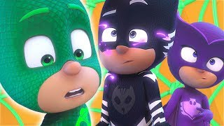 Download PJ Masks Episode | CLIPS | Who is Who? 🎃🦇 Spooky Special 🦇🎃Cartoons for Kids Video