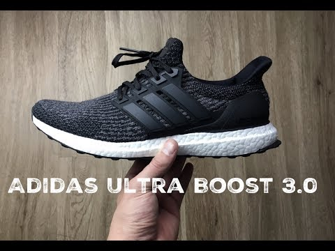 Stream Adidas Ultra Boost 4.0 u0027Triple Blacku0027 | UNBOXING u0026 ON FEET