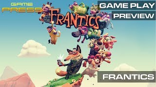 Download Frantics - GAME PRESS PLAY Video