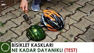 Download BİSİKLET KASKI DAYANIKLILIK TESTİ ! Video