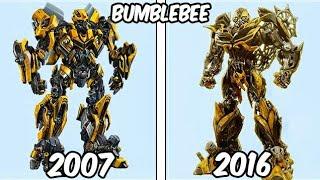 Download Bumblebee y Sus Mejoras En Transformers (Antes y Después 2016) Video