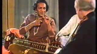 Download Indian Classical Music : Ravi Shankar, Alla Rakha and Yehudi Menuhin Trio Video