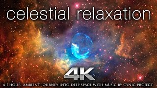 Download 4K Celestial Relaxation 1 Hour NASA /Hubble Ambient Film + 432HZ Calming Music Video