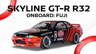 Download Onboard a Group A GT-R R32 Monster! Video