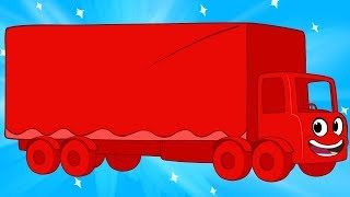 Download My Big Red Truck My Magic Pet Morphle #46 Video