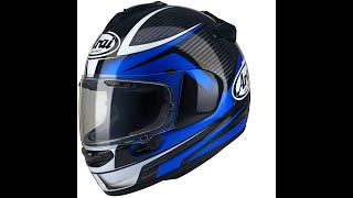 Download First ride with my new 'Arai Chaser X - Tough Blue D' helmet... Video