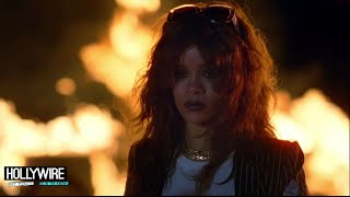 Download Top WTF Moments Of Rihanna's 'Bitch Better Have My Money' Video! Video