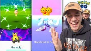 Download NEW POKÉMON, SHINIES, AND REWARDS - Pokémon GO Lunar New Year Celebration! Video