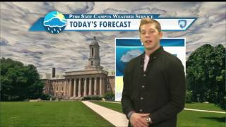 Download Ross's Friday Morning Forecast 1-20-17 Video