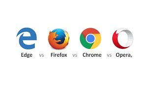 Download Battle Between Best Browsers 2017, MS Edge vs Firefox 57 Quantum vs Google Chrome vs Opera. Video