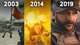 Download ALL CALL OF DUTY ENDINGS (2003 - 2019) Video