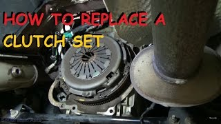 Download Rear Wheel Drive Clutch Replacement Video