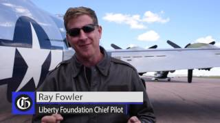 Download The Flying Fortress makes its way to Colorado Springs. Video