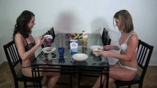 Download A very messy breakfast! Video