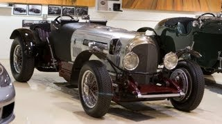 Download 1924 Bentley Twin Turbo - Jay Leno's Garage Video