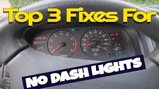 Download No Light in car dash? Top 4 things you can do to fix DIY Video
