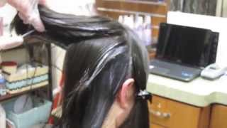 Download Permanent Hair Straightening Video