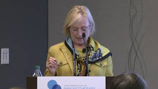Download Adrienne, Cancer Patient Advocate Keynote, at 2019 CRI Immunotherapy Patient Summit in Baltimore Video