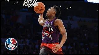 Download 2018 NBA All-Star Dunk Contest: Donovan Mitchell wins it all   ESPN Video
