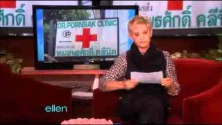 Download Ellen's ″what's wrong with these photos? photos″ segment, compilation. Video