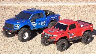 Download NEW DRiVER MOE on TRAIL for the FIRST TIME! 1/8 F150 vs 1/10 F150 - FORD | RC ADVENTURES! Video