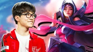 Download Why is Faker Spamming Irelia Mid in Korean Challenger? Video