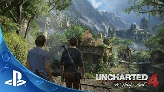 Download UNCHARTED 4: A Thief's End (5/10/2016) - Story Trailer | PS4 Video