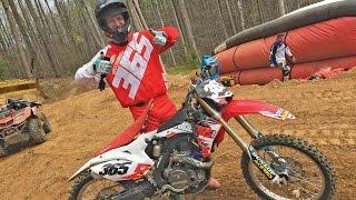 Download 365 - Brett Cue Crashes PastranaLand Video