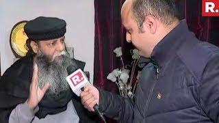 Download Suraj Pal Amu Threatens Republic TV Reporter Video