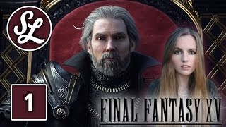 Download SO BEAUTIFUL I CRIED! | Final Fantasy XV Gameplay Walkthrough Part 1 (PS4 PRO) Video