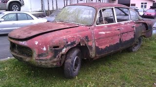 Download Tatra 603 - renovace Video