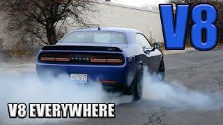 Download 15 Best Sounding V8 Engines Video
