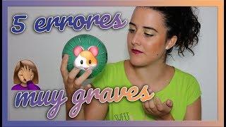 Download 5 ERRORES que he cometido con mis hámsters Video