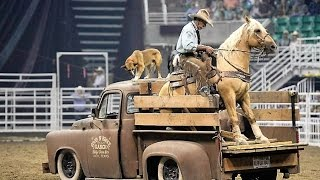 Download Mustang Millionaire ~ Bobby Kerr at the Benton Franklin Rodeo Video