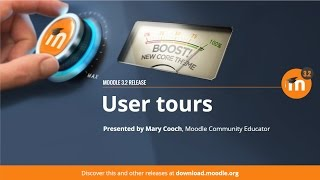 Download User Tours in Moodle 3.2 Video