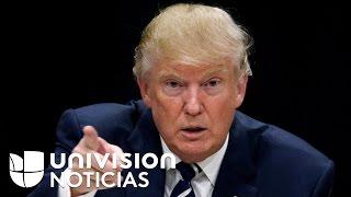 Download Donald Trump asegura que su gobierno hará lo posible para que Cuba inicie un camino hacia la liberta Video