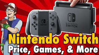 Download Nintendo Switch: Price, Games, & More! Video