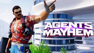 Download Agents of Mayhem - Magnum Sized Action Trailer Video