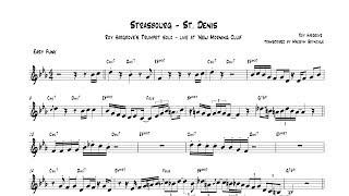 Download Roy Hargrove - Strasbourg - St. Denis LIVE Trumpet Solo Video