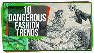 Download 10 Dangerous Fashion Trends Video
