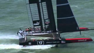 Download Fresh to Frightening Crashing Moments at the 34th Americas Cup. Video