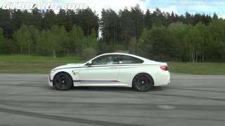 Download BMW M4 vs BMW M3 E90 V8 DKG Video