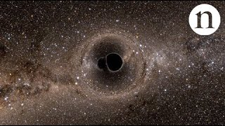 Download Gravitational waves: A three minute guide Video