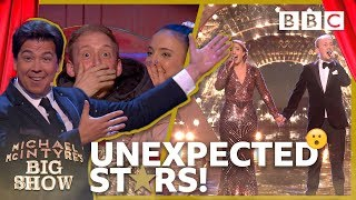Download Michael's HORROR show 😱 for unsuspecting couple ends in tears of joy - BBC Video
