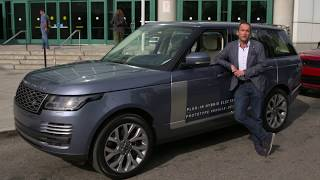 Download 2018 Range Rover Plug-In-Hybrid - First Test Drive Video Review Video