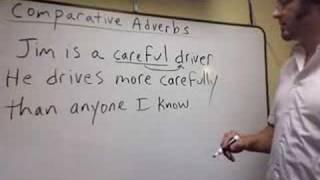 Download Comparative Adverbs Video