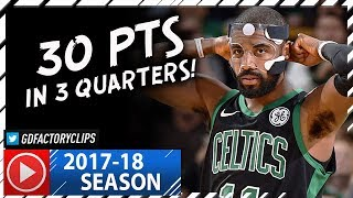 Download Masked Kyrie Irving Full Highlights vs Magic (2017.11.24) - 30 Pts in 3 Quarters! Video