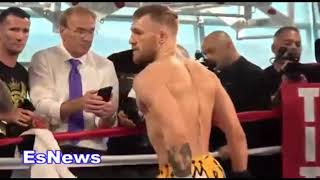 Download Nate Diaz Rips Boxers For Clowning McGregor If They Fought An MMA Fight They'd Get Embarrassed Video